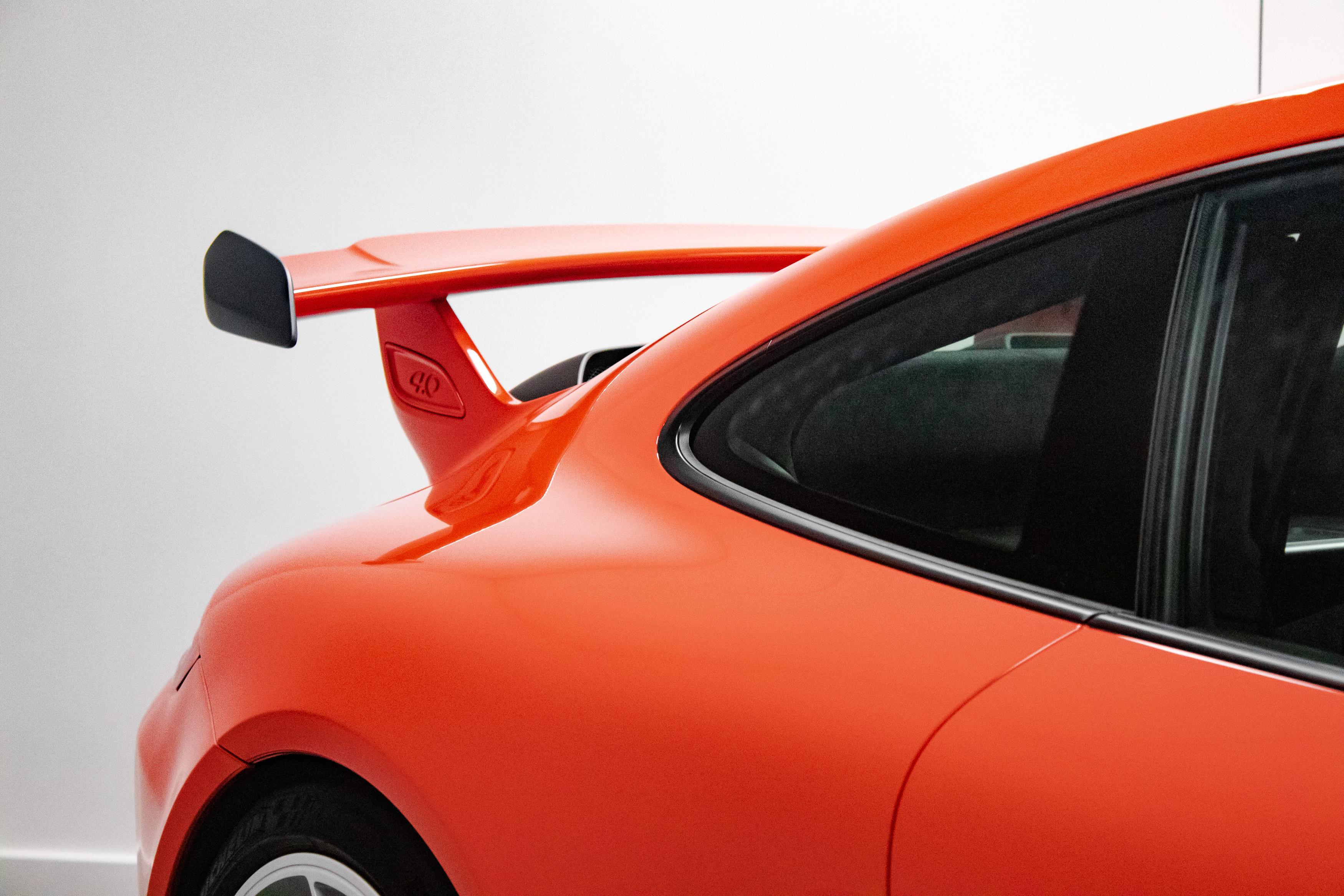 Porsche 911 GT3 - Pearce & Dale